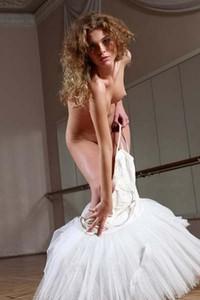 Model Ira in Ds Prima Ballerina