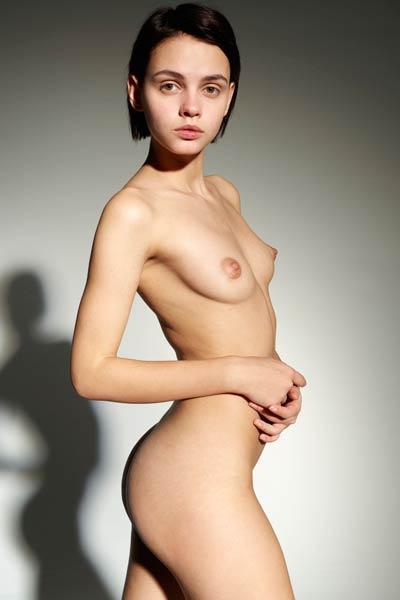 Model Ariel in Explicit Innocence