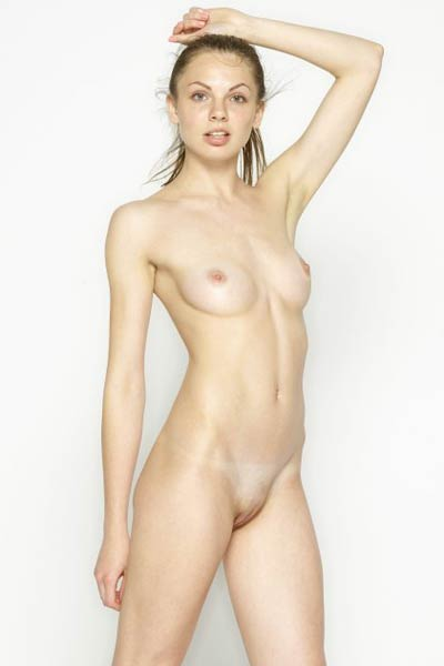 Model Cindy in Germany Undressed