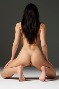 Model Grace in Nude Art