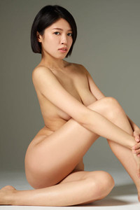 Model Sayoko in Nude In Japan