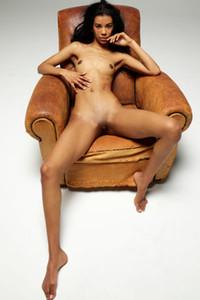 Model Angelique in Picture Perfect