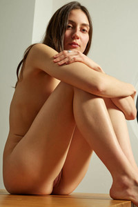 Model Anigma in Extremely exposed